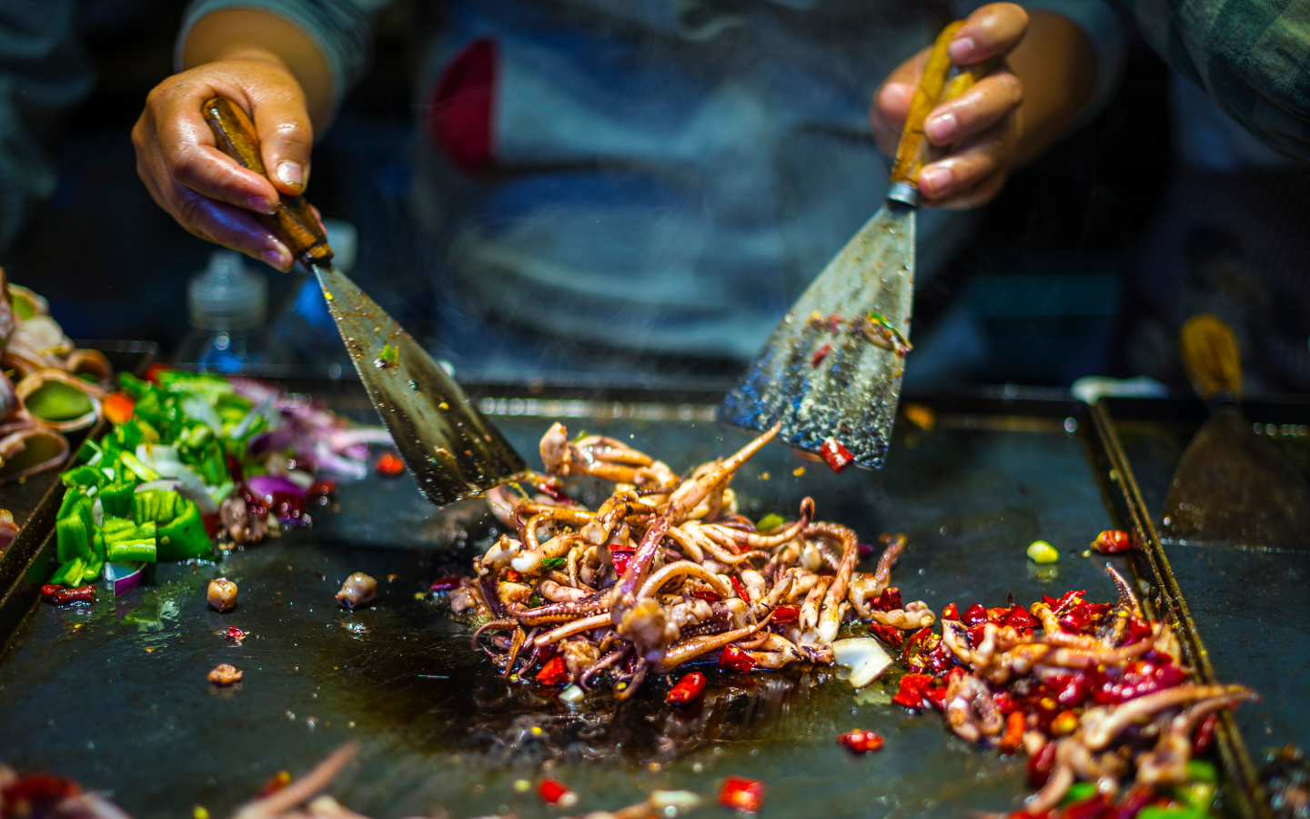 Top 5 Tips For Finding Great Street Food